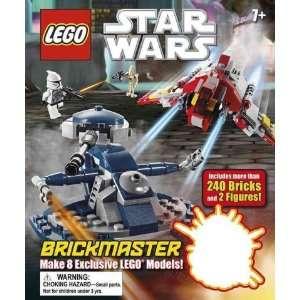 240 LEGO BRICKS]} BY Taylor, Vicki(Author)Star Wars [With 240 Lego