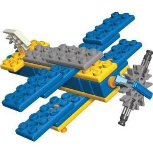 KNEX Hi Flyers and Revving Racers 10 Model Building Set