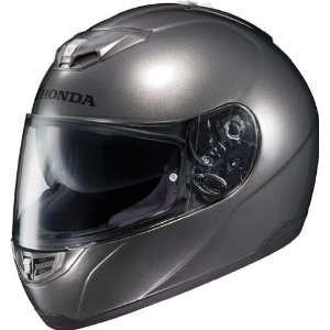 Full Face Motorcycle Helmet Silver XXL 2XL 0890 0147 08 Automotive