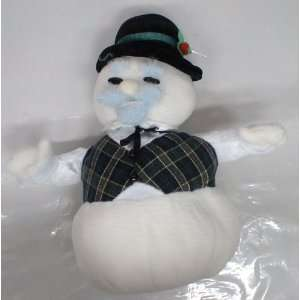 Rudolpsh Burl Ives Sam the Snowman 12 Plush Doll: Toys