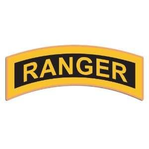 US Army Ranger Airborne Tab (Shoulder) Sticker: Everything