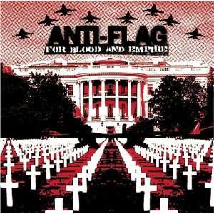 For Blood & Empire (Clean): Anti Flag: Music
