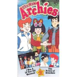 The New Archies : 2 Fully Animated Color Cartoons : I Was