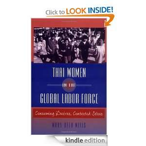 Thai Women in the Global Labor Force: Consuming Desires, Contested