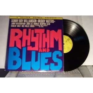 Rhythm and Blues: Music