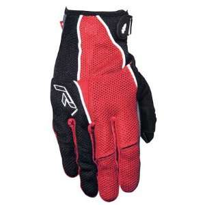 Series Motorcycle Gloves Red/Black Extra Large XL 806 3105 (Closeout