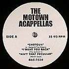 MOTOWN ACAPELLA VOL 24 12 NEW VINYL Jackson 5 Tempations Marvin
