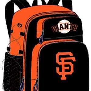 San Francisco Giants Youth Backpack by Concept One   Black