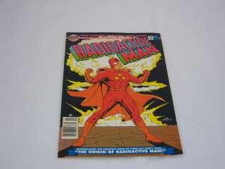 The Simpsons Radioactive Man 1st Series Comic Book Bongo Comics