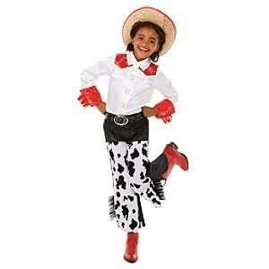 Disney Toy Story Jessie cowgirl costume Size XS 4