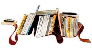 KARTELL LOVELY RITA libreria mensola libri DVD Ron Arad