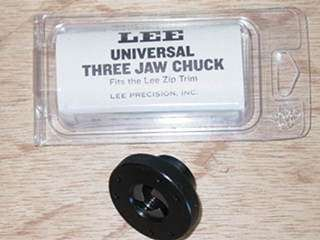 Lee 3 Jaw Universal Chuck for Zip Trim Lee 90608 734307906085