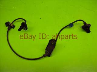 06 07 08 Honda Civic Passenger Rear ABS Anti Lock Brake Sensor OEM