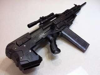 Nerf Longshot CS 6 Sniper Prop ACOG Halo MW3 Modern Warfare 3 COD
