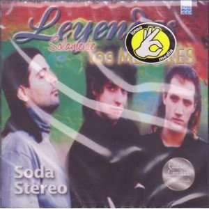 Doda Stereo  Simplemente Los Mejores SODA STEREO. SODA