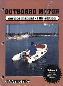 Service Manual (motors below 30 horsepower) 11th Edition 1991