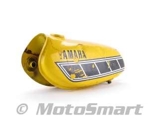 77 1977 Yamaha YZ80 YZ 80 D YZ80D Gas Fuel Petrol Tank   462 24110 10
