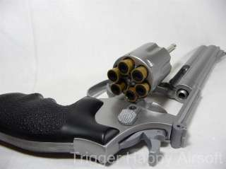 UHC TSD Model 934 6 Barrel Airsoft Gun Spring Python Revolver Pistol