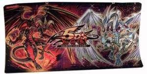Stardust/ Red Dragon Archfiend Playmat Yugioh NEW