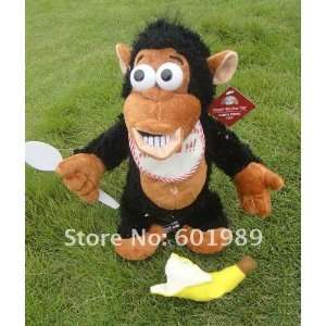 monkey funny sing toy for children baby christmas gift for