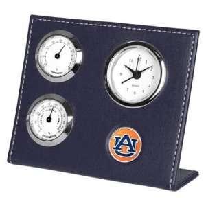 Auburn University Tigers AU NCAA Weather Station Desk