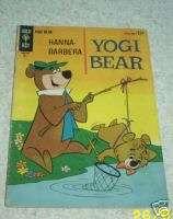 Hanna Barbera Yogi Bear 17, VG/FN (5.0) Yakky Doodle