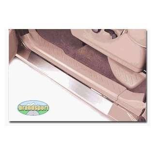 Auto Ventshade 88011 Deflectors   DOOR SILL PROTECTOR