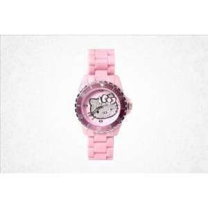 Hello Kitty Wristwatch Pink Toys & Games