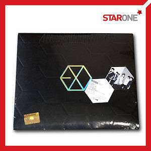 POP EXO M   THE 1ST MINI ALBUM MAMA CD + GIFT (EXO M PHOTO 6 SET