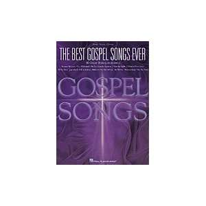 The Best Gospel Songs Ever   Piano/Vocal/Guitar Songbook