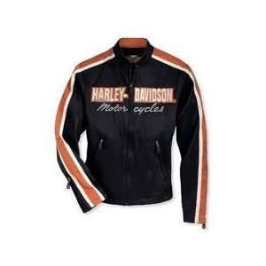 Harley Davidson Womens Vintage Nylon Jacket Everything