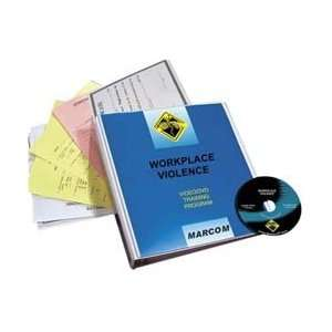 Marcom Workplace Violence Safety Meeting Dvd: Home
