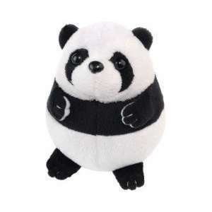 Plush 5 Chubzies Panda Bear [Toy] [Toy] Toys & Games