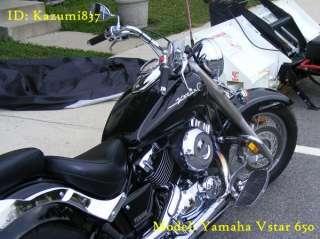 Yamaha V Star Vstar 650 Classic Engine Guard Crash Bar
