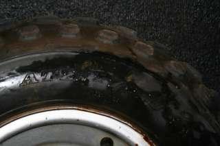 2003 Yamaha Blaster YFS200 Front Wheels Rims Tires OEM