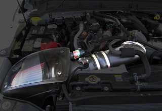 Cold Air Intake 2011 2012 Ford Superduty 6.7 Powerstroke Oil