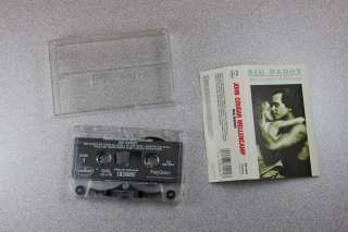 John Cougar Mellencamp   Big Daddy Cassette Tape