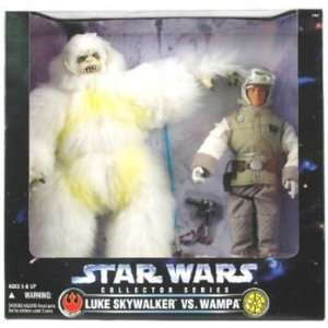 STAR WARS 12 LUKE SKYWALKER AND WAMPA MIB Everything