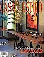 Casa & Estilo Internacional   One Year Subscription