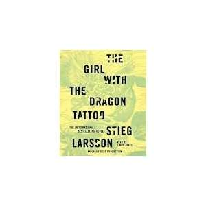 The Girl with the Dragon Tattoo [Audiobook, Unabridged