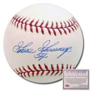 Autographed/Hand Signed Rawlings MLB Baseball