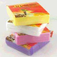 High Quality CD DVD Plastic Sleeves Envelope Holder 200 DISC 100 in a