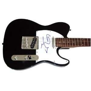 Ozzy Osbourne Autographed Signed Guitar & Proof