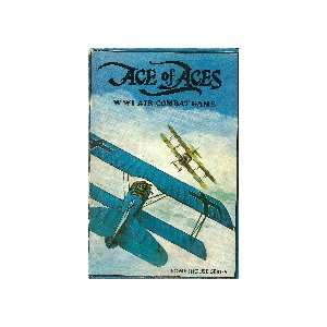 Ace of Aces WWI Air Combat Game (Powerhouse Series) (2 Volume Set
