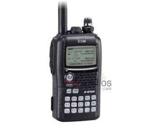 New Icom IC 92AD VHF/UHF Handheld Dual Band 2Way Radio