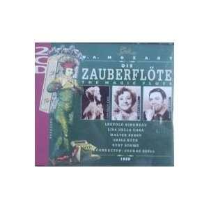 Amadeus Mozart, George Szell, Kurt Bohme, Erika Koth, Lisa Della Casa