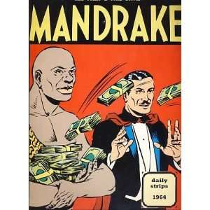 New Comics Now #167   Mandrake Daily Strips 1964 (Italian