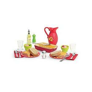 American Girl Delicious Dinner Set V6045 Toys & Games