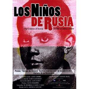 The Children of Russia Poster Movie Spanish 27x40