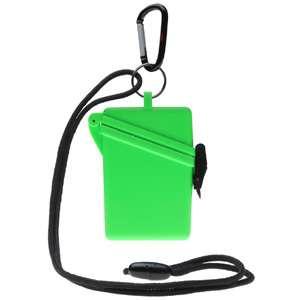 Witz Surfsafe Waterproof Green Wallet Case Drawstring